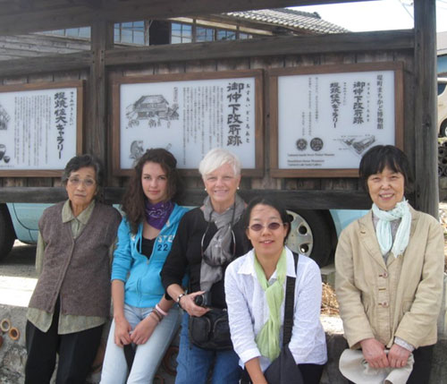 Japan Photo with Anne Taylor